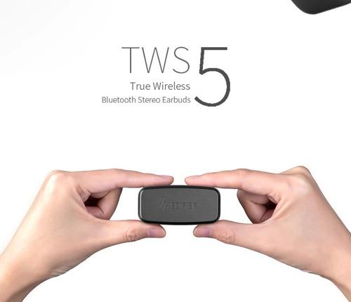 fone earbuds edifier tws5 bluetooth 5.0 bateria até 8 horas ipx5