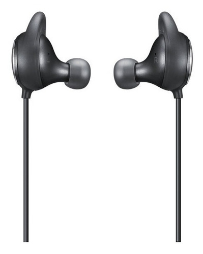 fone estéreo bluetooth in ear active original samsung preto