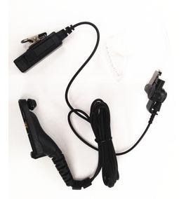 Fone Fbi Ptt Microfone P/ Motorola Mototrbo Apx2000 Dgp8050