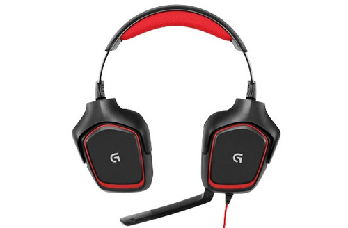 fone gamer c/fio g230 logitech