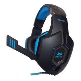 Fone Gamer Headset Ps3 Ps4 X-box Profissional Pc Original