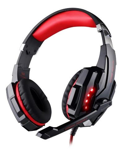 fone gamer kotion each g9000 headset usb p2 3.5mm ps4 e pc