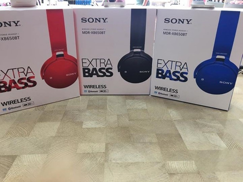 fone headphone bluetooth sony extra bass xb650bt