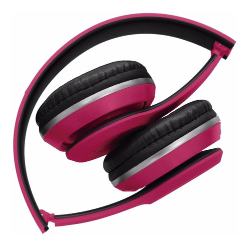 fone headphone style dobravel microfone rosa hp103 oex