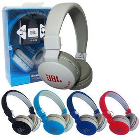 Fone Jbl Bluetooht Headset Wirelees Ms-881a
