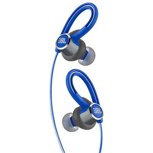 fone jbl bluetooth reflect contour 2 azul esportivo original