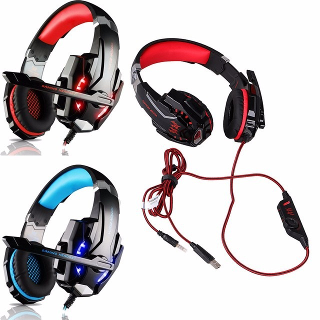 Fone Kotion Each G9000 71 Surround Gaming Headset Top R 21989