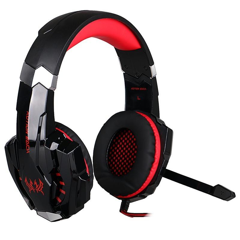Fone Kotion Each G9000 Gamer Headset Original R 23900 Em Mercado