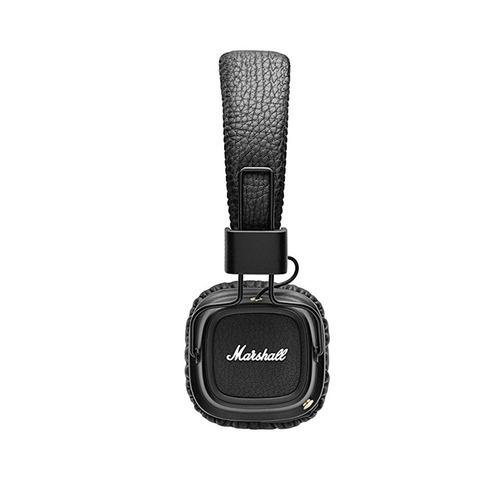 fone marshall major ii 2 bluetooth black/preto - o + barato