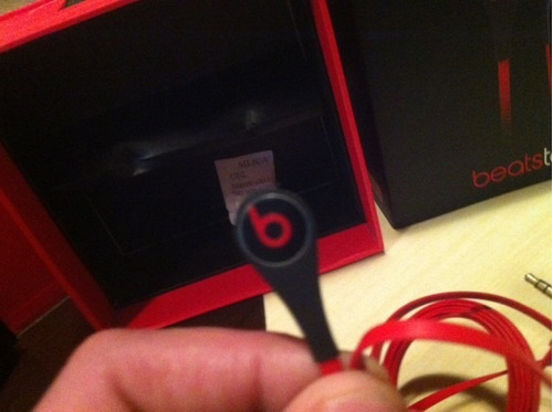 fone monster beats tour by dr. dre earphone com control talk