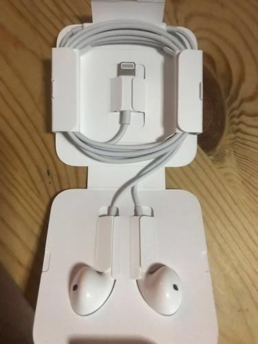 fone ouvido 100% apple lightning iphone 7/8/plus/x/xs/xmax