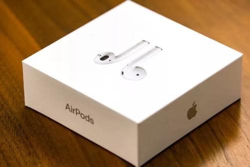 fone ouvido apple airpods 2 sem fio bluetooth pronta entrega
