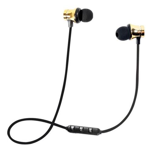 fone ouvido bluetooth headset estéreo 4.2 sem fio magnético