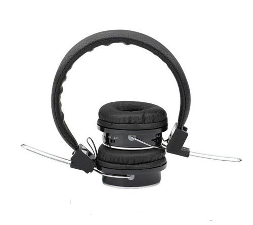 fone ouvido bluetooth sem fio chamada micro sd fm p2 mp3 b05