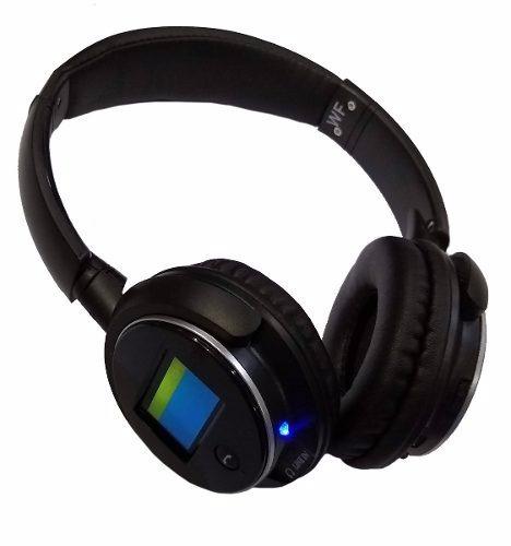 fone ouvido bluetooth wireless headphone stereo fbm