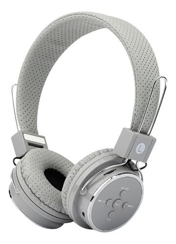 fone ouvido headphone b-05 bluetooth usb sd p2 mp3 sem fio