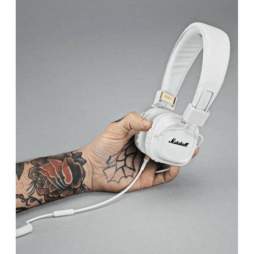 fone ouvido headphone marshall