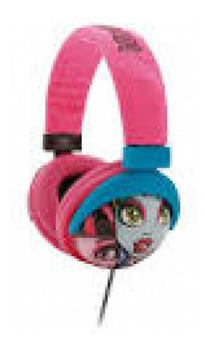 fone ouvido headphone monster high