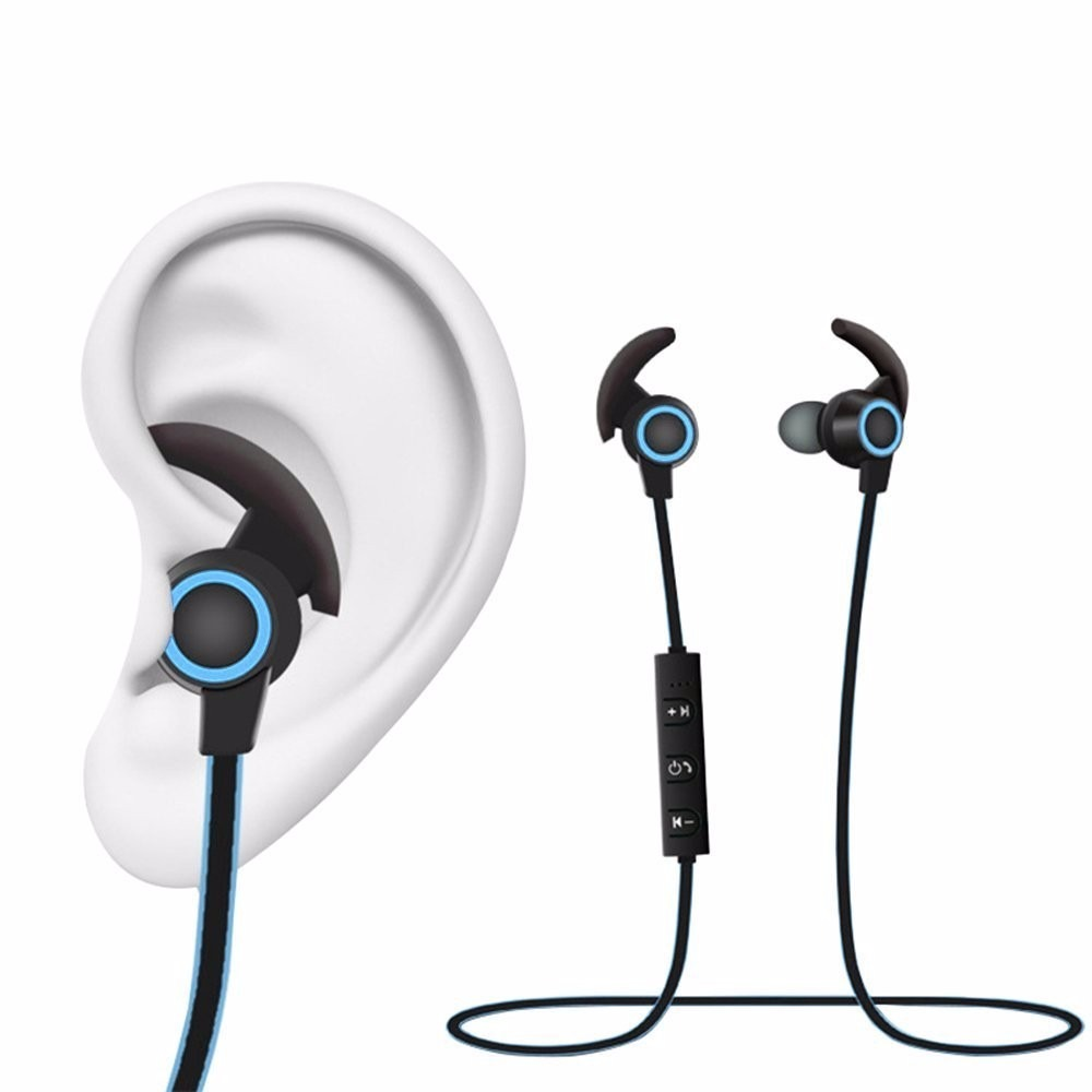 Fone Ouvido Headset Bluetooth 4 1 Sem Fio Stereo Amw 810