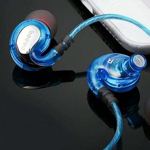 fone ouvido in-ear hifi monitor retorno profissional beevo