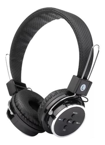 fone ouvido sem fio bluetooth micro sd fm p2 b-05