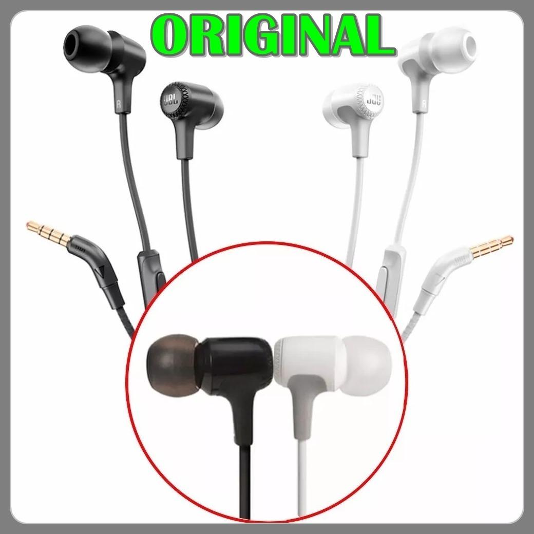 fone pc jbl e15 headset original iphone console in ear. Carregando zoom. 3a6a31368d