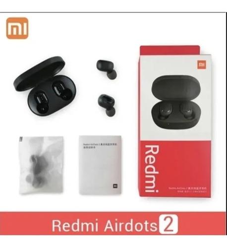 fone redmi airdots estéreo bluetooth com caixa recarregável