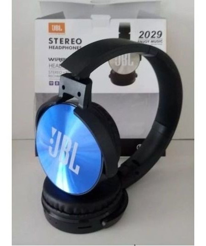 fone stereo folding rechargeable