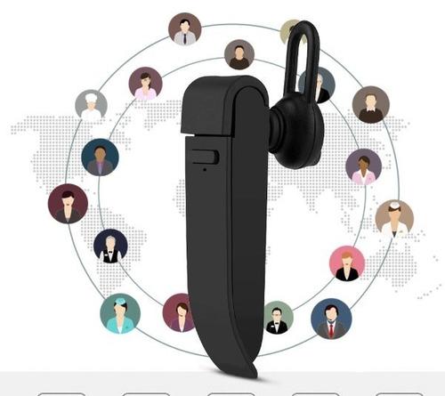 fone tradutor 16 linguás para iphone e android 1 unidade