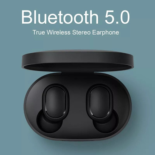 fone xiaomi mitrue wireless earbuds/airdots bluetooth origi