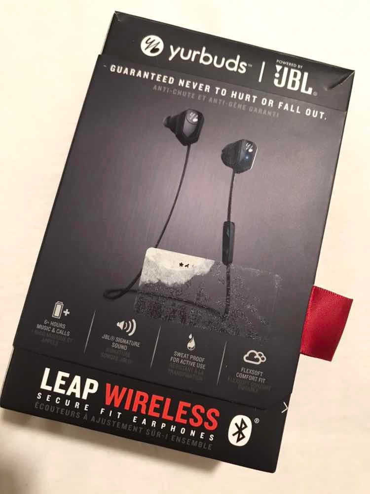 b9a27910cfb Fone Yurbuds Leap Bluetooth Wireless Jbl - R$ 100,00 em Mercado Livre