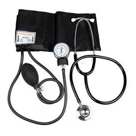 Fonendoscopio + Tensiometro Manual Y Estuche Presión