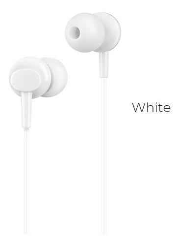 fones de ouvido com fio hoco m14 com microfone alta qualidad