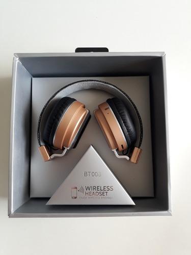 fones de ouvido p/ academia passeios corrida s/fio wireless!