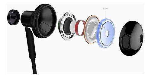 fones de ouvido xiaomi dual drivers tipo c - hi res