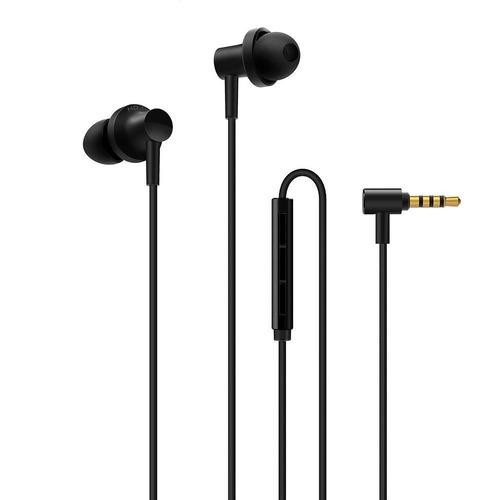 fones de ouvido xiaomi hybrid dual drivers earphones novo