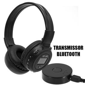 6b482a46d027c Transmissor Audio Bluetooth Som Da Tv Para O Fone Bluetooth no Mercado  Livre Brasil
