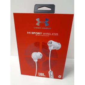 02a375e0c Fone De Ouvido Sport Wireless - Jbl Under Armour - Novo
