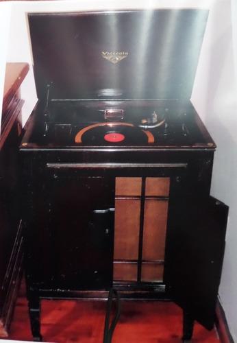 fonografo victrola ortofonica