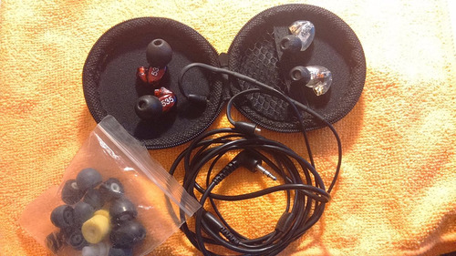 fonos in ear shure top de linea