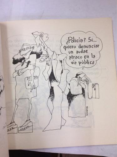 fontanarrosa y la pareja - comics - caricatura -libro