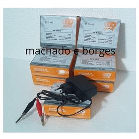 Fonte 12 V Nobreak Mini E Carregador De Bateria De Alarmes.