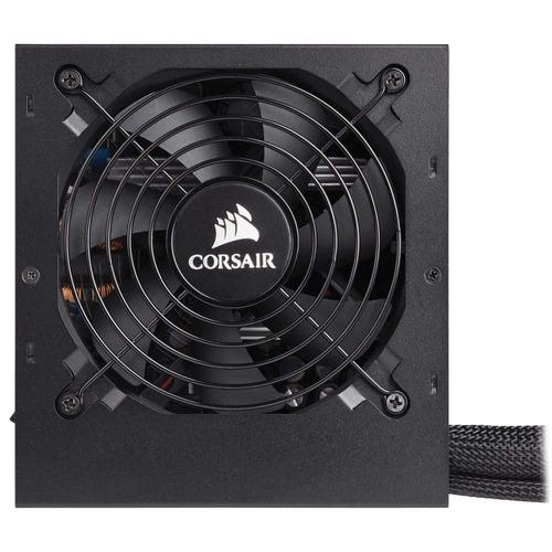 fonte 650w corsair 80 plus bronze cx650 pfc ativo cp-9020122