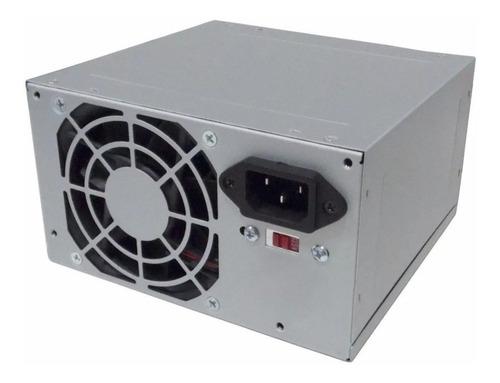 fonte atx 200w computador pc 20+4p novo nfe