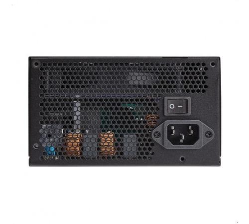 fonte atx real gamer 650w 80plus bronze pfc ativo reembalada