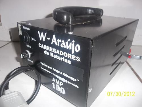 fonte automotiva 100amp carregador de baterias frete grátis