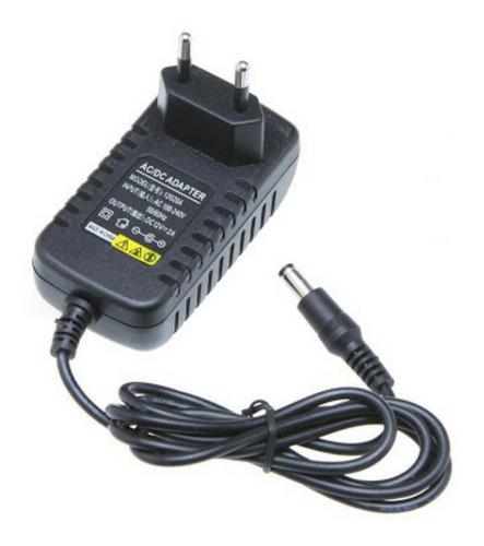 fonte bivolt 12v - 3a p/fita led cameras / cd / dvr/ cftv
