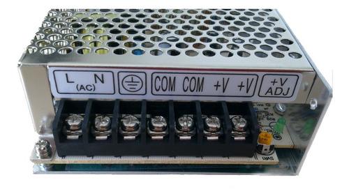 fonte bivolt 5v 20a 24a 25a 28a 29a 145w cftv modem roteador