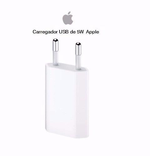 fonte carregador -5w - apple iphone 4 4s 5 5c 5s 6