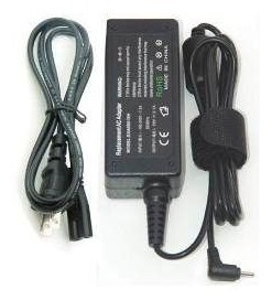 fonte carregador ac adapter charger asus eee pc r011px r011c
